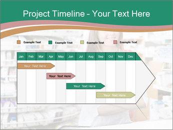 Woman Pharmacist PowerPoint Templates - Slide 25
