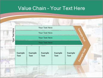 Woman Pharmacist PowerPoint Templates - Slide 27