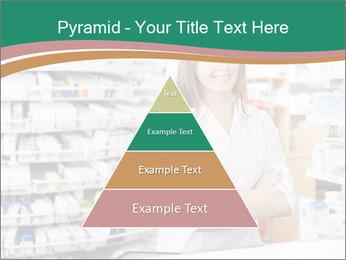 Woman Pharmacist PowerPoint Templates - Slide 30
