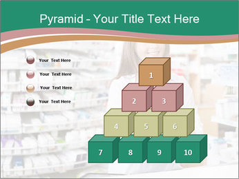 Woman Pharmacist PowerPoint Templates - Slide 31