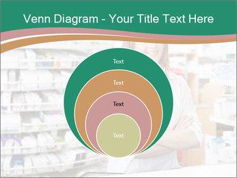 Woman Pharmacist PowerPoint Templates - Slide 34