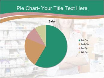 Woman Pharmacist PowerPoint Templates - Slide 36