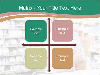 Woman Pharmacist PowerPoint Templates - Slide 37