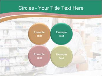 Woman Pharmacist PowerPoint Templates - Slide 38