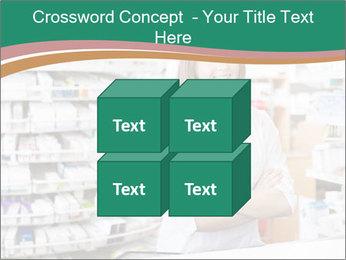 Woman Pharmacist PowerPoint Templates - Slide 39