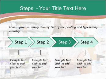 Woman Pharmacist PowerPoint Templates - Slide 4