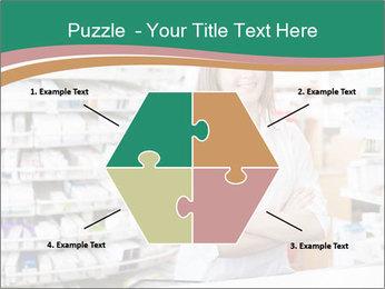 Woman Pharmacist PowerPoint Templates - Slide 40