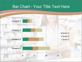 Woman Pharmacist PowerPoint Templates - Slide 52