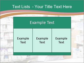 Woman Pharmacist PowerPoint Templates - Slide 59