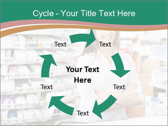 Woman Pharmacist PowerPoint Templates - Slide 62