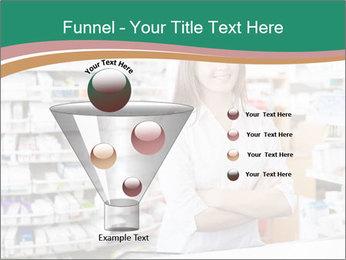 Woman Pharmacist PowerPoint Templates - Slide 63