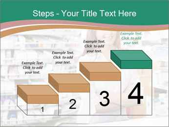 Woman Pharmacist PowerPoint Templates - Slide 64