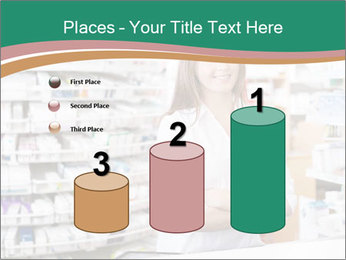 Woman Pharmacist PowerPoint Templates - Slide 65
