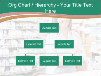 Woman Pharmacist PowerPoint Templates - Slide 66