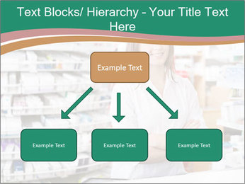 Woman Pharmacist PowerPoint Templates - Slide 69