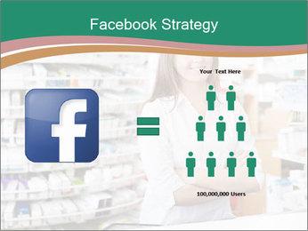 Woman Pharmacist PowerPoint Templates - Slide 7