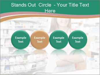 Woman Pharmacist PowerPoint Templates - Slide 76