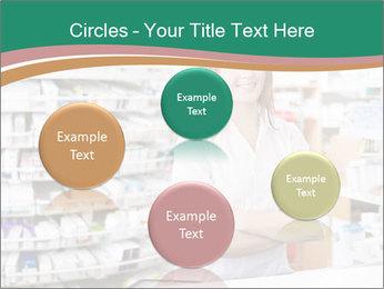 Woman Pharmacist PowerPoint Templates - Slide 77
