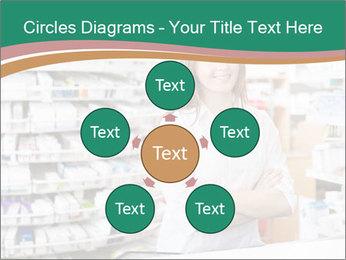 Woman Pharmacist PowerPoint Templates - Slide 78
