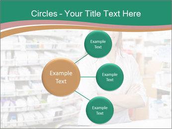 Woman Pharmacist PowerPoint Templates - Slide 79