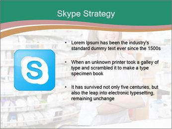 Woman Pharmacist PowerPoint Templates - Slide 8