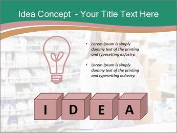 Woman Pharmacist PowerPoint Templates - Slide 80