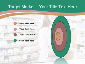 Woman Pharmacist PowerPoint Templates - Slide 84
