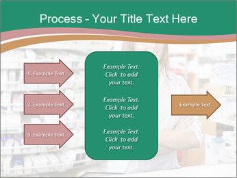 Woman Pharmacist PowerPoint Templates - Slide 85