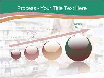 Woman Pharmacist PowerPoint Templates - Slide 87