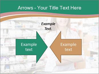 Woman Pharmacist PowerPoint Templates - Slide 90