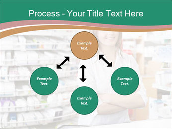 Woman Pharmacist PowerPoint Templates - Slide 91