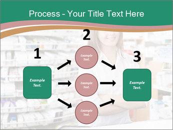 Woman Pharmacist PowerPoint Templates - Slide 92