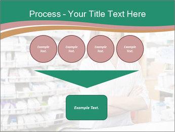 Woman Pharmacist PowerPoint Templates - Slide 93
