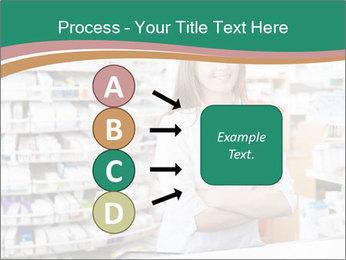 Woman Pharmacist PowerPoint Templates - Slide 94