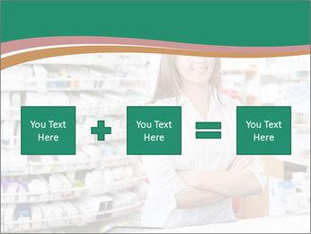 Woman Pharmacist PowerPoint Templates - Slide 95