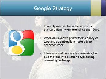 Ball Dance PowerPoint Template - Slide 10