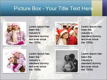 Ball Dance PowerPoint Template - Slide 14