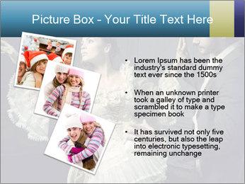 Ball Dance PowerPoint Template - Slide 17