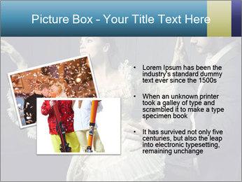 Ball Dance PowerPoint Template - Slide 20