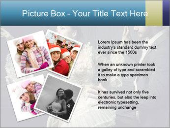 Ball Dance PowerPoint Template - Slide 23
