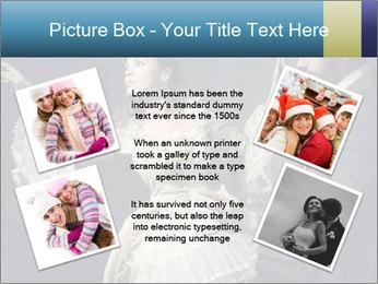 Ball Dance PowerPoint Template - Slide 24