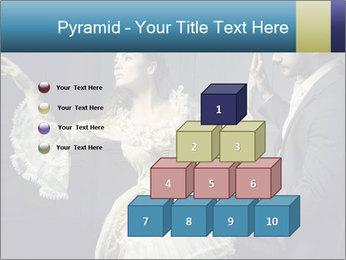 Ball Dance PowerPoint Template - Slide 31