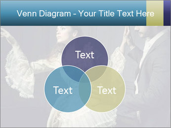 Ball Dance PowerPoint Template - Slide 33