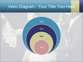 Ball Dance PowerPoint Template - Slide 34