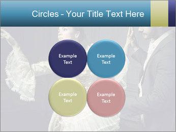 Ball Dance PowerPoint Template - Slide 38