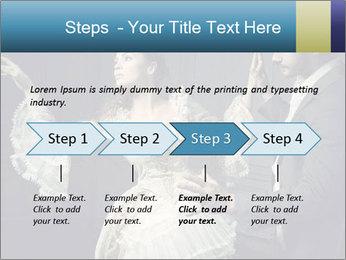 Ball Dance PowerPoint Template - Slide 4