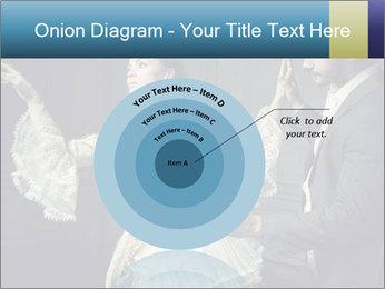 Ball Dance PowerPoint Template - Slide 61