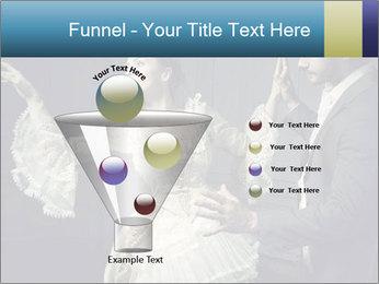 Ball Dance PowerPoint Template - Slide 63