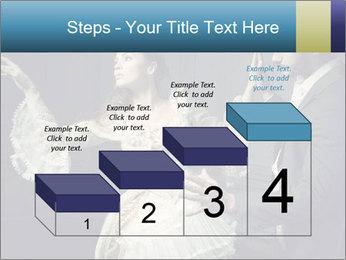 Ball Dance PowerPoint Template - Slide 64