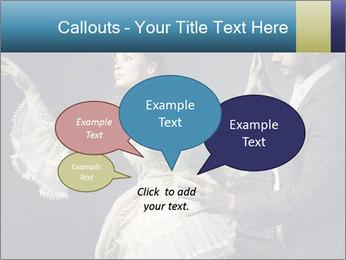 Ball Dance PowerPoint Template - Slide 73